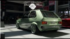 VW Golf rabbit Mk1